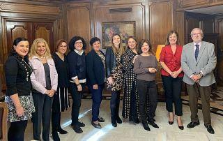 presentación objetivos colabora mujer 2020