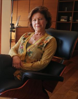 Josefina Lozano. Presidenta de Colabora Mujer