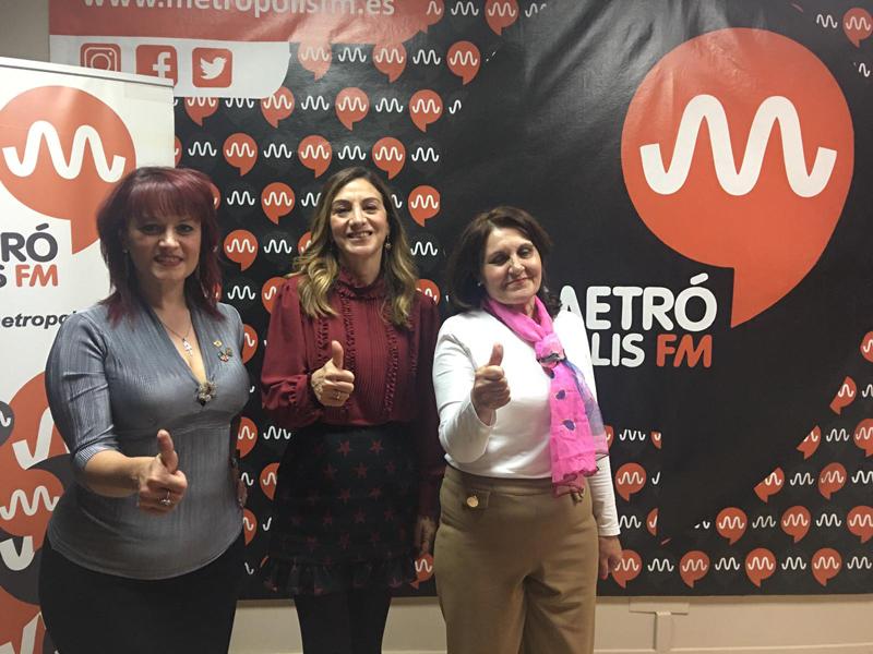 Radio Metrópolis. Siendo mujer