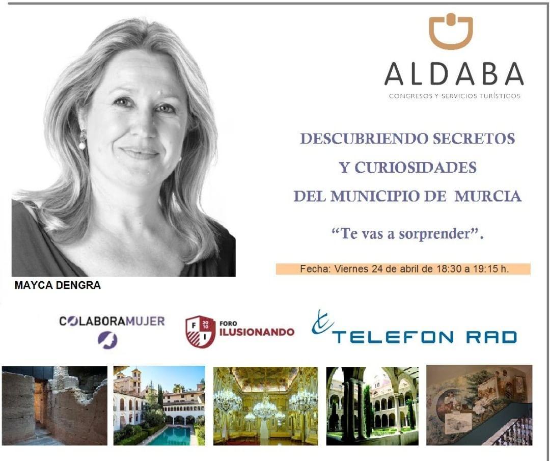 Colabora Conecta-Secretos del municipio de Murcia. Aldaba
